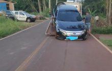 Santa Helena: Veículo com mandado de apreensão é encontrado pela polícia civil