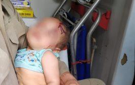 Homem é preso suspeito de envolvimento na morte da filha de 9 meses