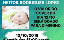Mãe de criança com hidrocefalia denuncia 'calote' praticado por bar após evento beneficente