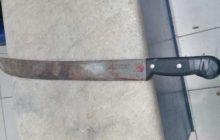 Mulher paga R$800 para assassinar ex-marido com facão