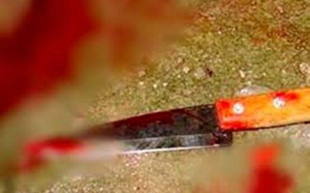 Com faca, homem tenta matar mulher em Santa Helena
