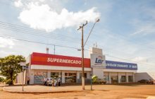 Lar Supermercado é assaltado em Diamante do Oeste