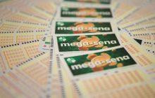 Dois apostadores acertaram as seis dezenas da Mega-Sena e faturam cada uma R$ 105,8 milhões
