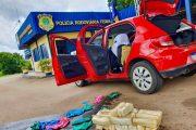 Santa-Helenenses são presas com cocaína no RS, diz PRF