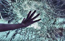 Revoltado, homem quebra vidros no Conselho Tutelar de Diamante do Oeste