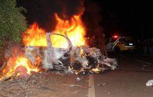 Missal: Condutor de veículo envolvido no acidente com vítima fatal está preso