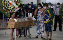 COVID-19:  Brasil supera os 200 mil casos e é 6º no mundo