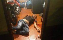Homem é assassinado e mulher fica ferida em cidade da região