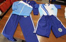 Entrega de novos uniformes marca retomada gradual das aulas na rede pública de Itaipulândia