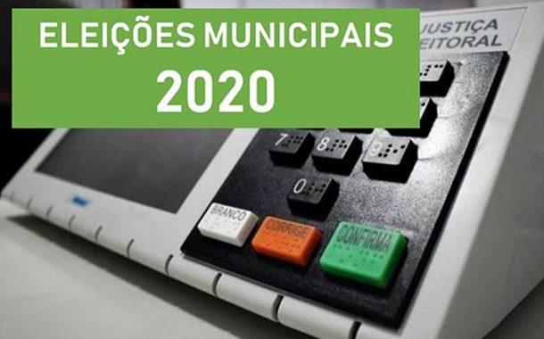 Confira os candidatos a prefeito e vice em municípios da região que irão disputar as eleições em 2020