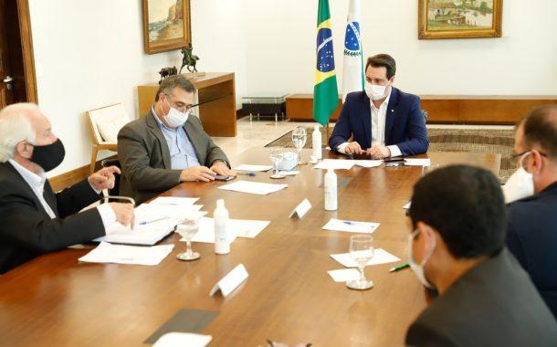 Governo do Paraná diz que vai reforçar fiscalização na divisa com São Paulo a partir de hoje (21)