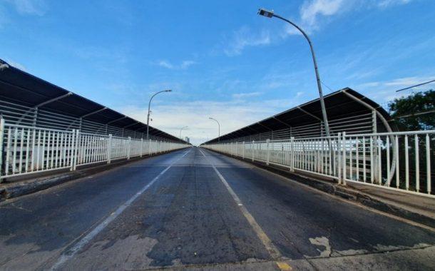 Paraguai deve reabrir a Ponte da Amizade somente no final do ano