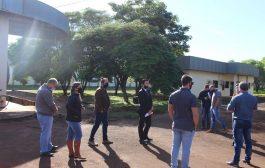 Município de Itaipulândia reintegra posse do antigo laticínio Diplomata