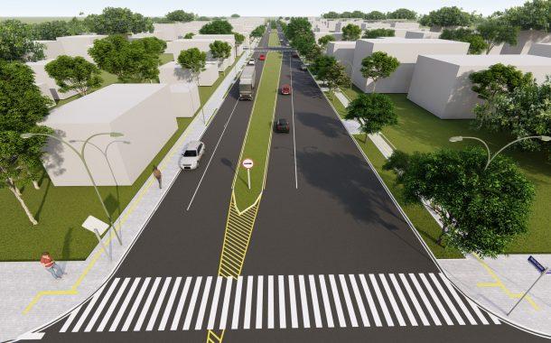 Órgãos do Estado dão anuência para a revitalização da avenida de Sub-Sede