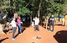 Assistência Social de Itaipulândia se mobiliza para evitar que a COVID-19 chegue às aldeias indígenas