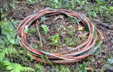#Video: Ladrões furtam fios de irrigação em propriedade do interior de Santa Helena