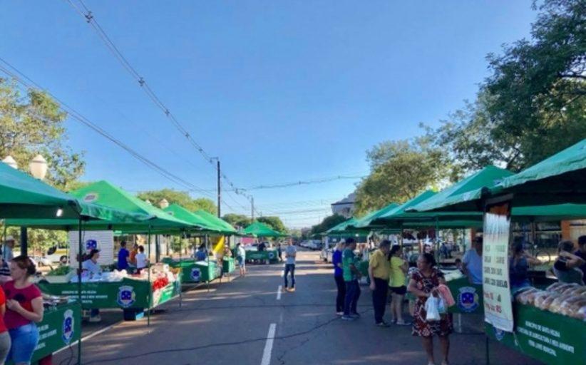 Novo Decreto autoriza reabertura das feiras livres em Santa Helena