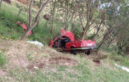 Vitimas fatais de grave acidente de trânsito atendido são identificadas