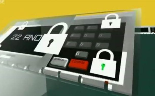Live do TRE-PR sobre segurança da urna eletrônica acontece na próxima quinta-feira