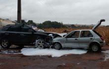 Contrabandista mata pai de família em acidente