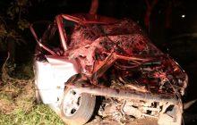Itaipulândia: Uma pessoa morreu em grave acidente registrado em São José do Itavó