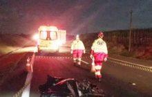 Motociclista morre em grave acidente na BR 277 entre Medianeira e São Miguel do Iguaçu