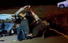 Pai, filha e dois netos morrem em trágico acidente