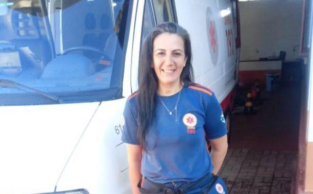 Socorrista de Itaipulândia foi quem ajudou salvar vítima de acidente na 277