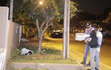 Homem é executado a tiros de pistola 9mm na região