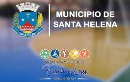 A partir de segunda-feira dia 10, inicia o agendamento das quadras da praça Santos Dumont para utilização.