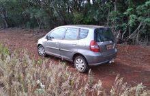 Veículo furtado em Entre Rios do Oeste é recuperado; Polícia ainda procura por motor de barco e TV