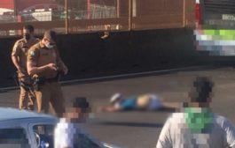 Identificado jovem morto em acidente com moto na BR-277 em Medianeira