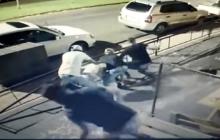 Medianeira: Vídeo divulgado nas redes sociais mostra agressão à policial civil e disparo de arma em bar