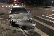 Homem é preso por embriaguez após causar acidente com feridos em Pato Bragado
