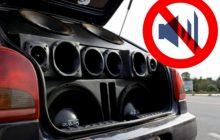 Som alto em veículos gera multa aplicadas a motoristas de Santa Helena