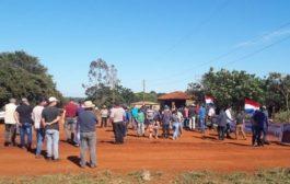 'Se não tivermos respostas, dia 5 fecharemos Puerto Índio', diz prefeito de Mbaracayu sobre asfalto no lado paraguaio