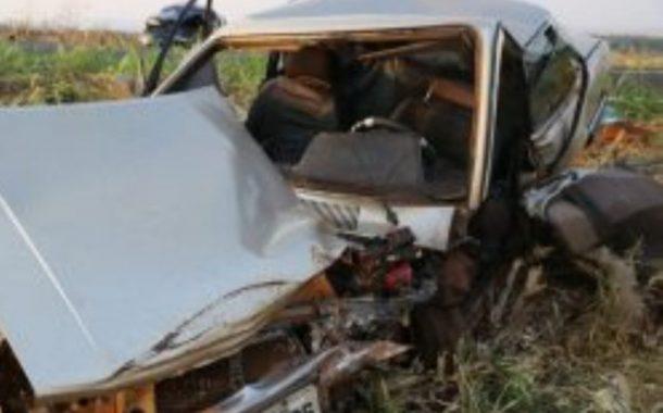 Grave acidente é registrado em Itaipulândia. Um veículo é de Santa Helena