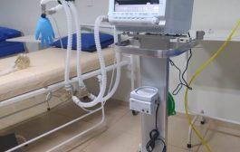 Hospital Atitude de Santa Helena adquire aparelho respirador de última geração e faz capacitação da equipe