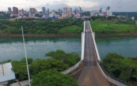 Prefeito Ciudad del Este pede reabertura total da Ponte da Amizade e decreta greve