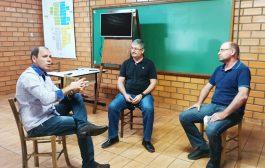 Projeto 'Campanha do Bem' começa a ser apresentado aos candidatos a Prefeito de Santa Helena