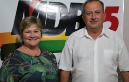 Prefeita de Itaipulândia Cleide Prates é candidata à reeleição pelo MDB