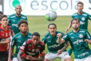 Após polêmicas e batalha na Justiça, Palmeiras e Flamengo ficam no empate
