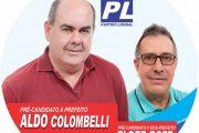 PL com Aldo Colombelli e Elder Boff é o quarto partido a registrar candidatura no TSE