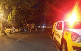 Polícias Civil e Militar de Santa Helena desenvolvem  fiscalização de trânsito