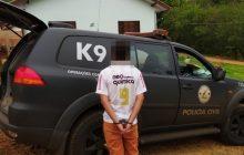 Matelândia: Em ação de combate ao tráfico de drogas, Pol. Civil cumpre mandados de prisão e busca e apreensão