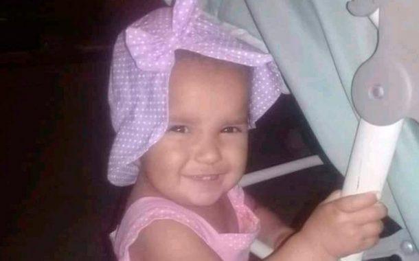 Corpo de bebê morta por padrasto é encontrado decapitado