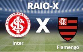 Inter e Flamengo fazem jogo decisivo pelo brasileirão neste domingo, no Beira-Rio