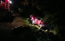 Vítima de capotamento na PR-484, na região Oeste é identificada