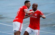 Internacional derrota o Vasco em casa e 'dorme' na liderança do Brasileirão