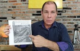 Delegado Evangelista pede que vítimas denunciem furtos de Rosas do Deserto